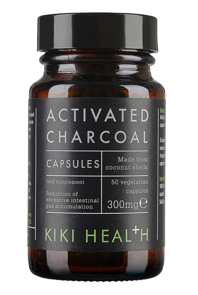Activated Charcoal, 300mg - 50 vcaps