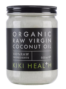 Coconut Oil Organic - 500 ml.