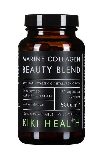 Marine Collagen Beauty Blend, 580mg - 150 vcaps