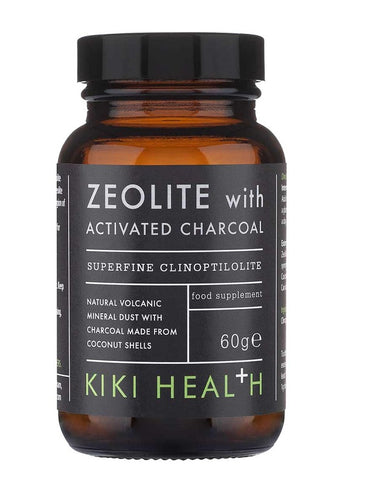Zeolite With Activated Charcoal Powder - 60 grams