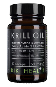 Krill Oil, 590mg - 30 Licaps