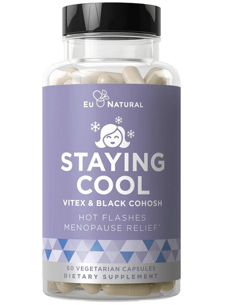 Staying Cool Vitex & Black Cohosh