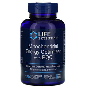 Mitochondrial Energy Optimizer with PQQ - 120 vcaps