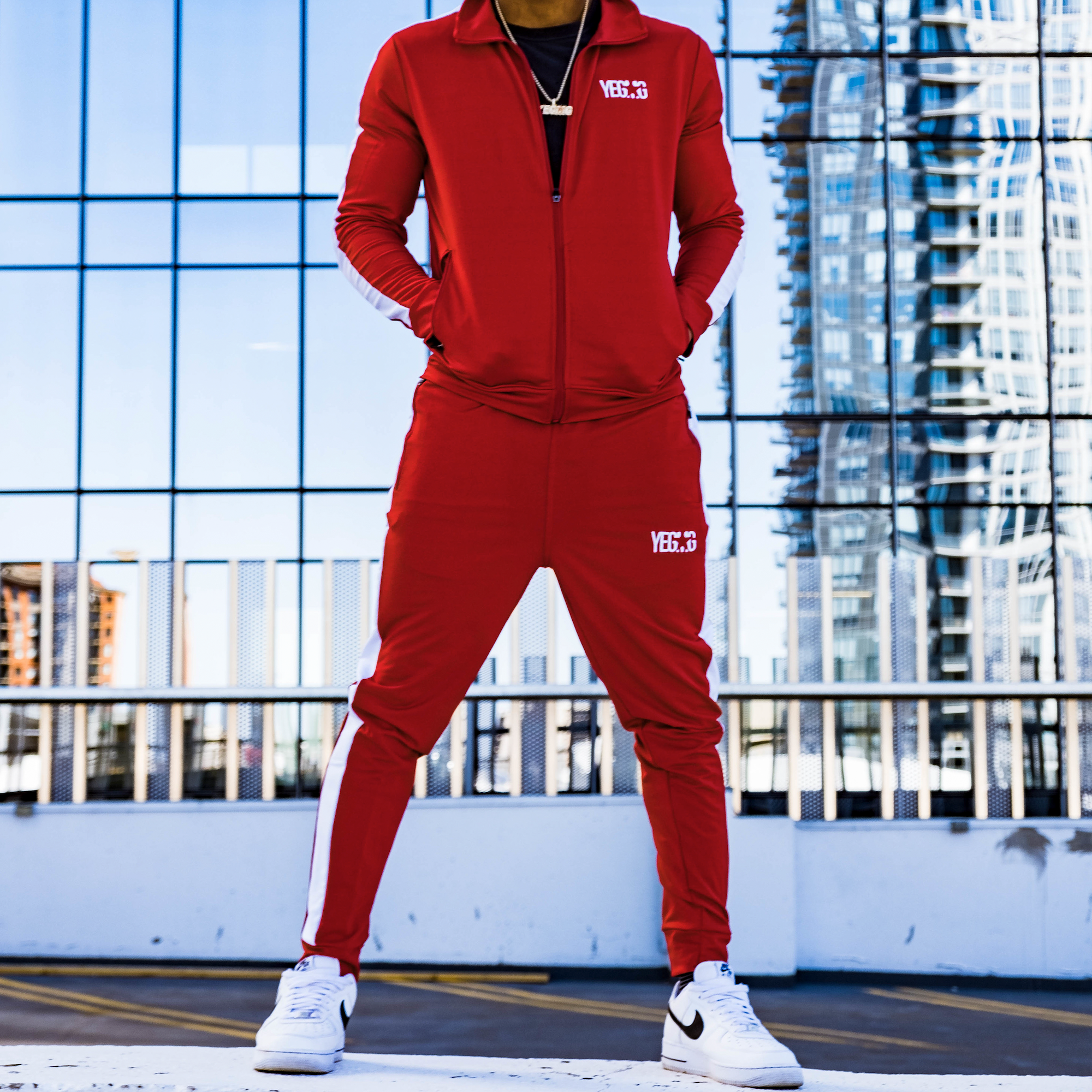 YEGMG TRACKSUIT