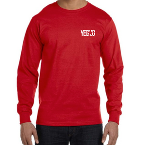 YEGMG RED LONG SLEEVE