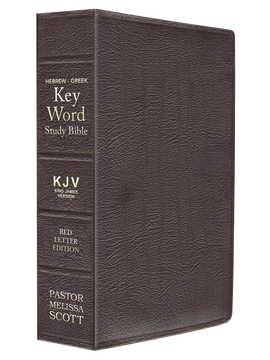 Pastor Scott's KJV Key Word Study Bible