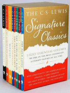 The C.S. Lewis Signature Classics (8-Volume Box Set)