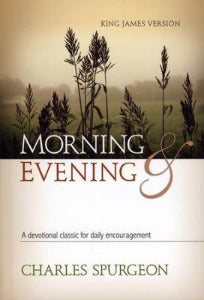 Morning and Evening Daily Devotions - KJV