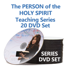 Person of the Holy Spirit Series 20 DVD Set