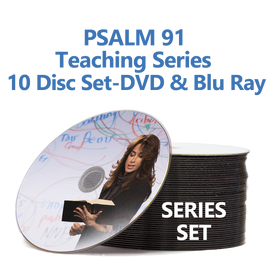 Psalm 91 Series Teaching - 10 Disc Set