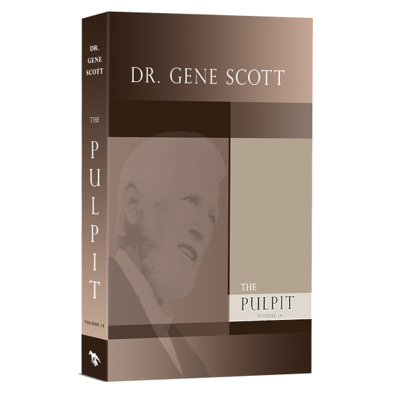 Dr. Gene Scott Pulpit Volume 14