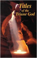 Titles of the Triune God