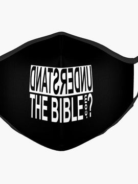 """Understand the Bible"" Mask"