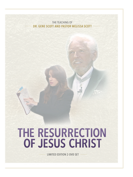 The Resurrection of Jesus Christ - 2 DVD Set