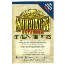 Strong's Dictionary of Bible Words