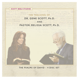 Scott Bible Studies - 4 disc - Psalms of David