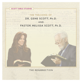 Scott Bible Studies - 2 disc - Resurrection