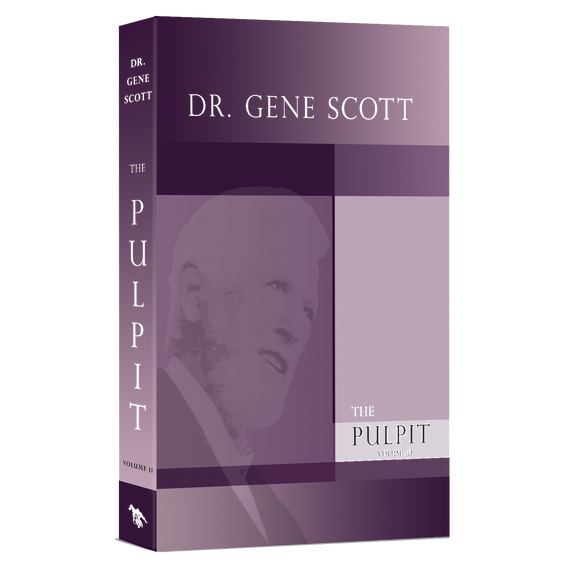 Dr. Gene Scott Pulpit Volume 11