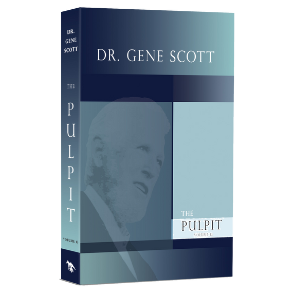 Dr. Gene Scott Pulpit Volume 13