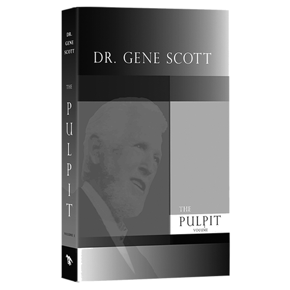 Dr. Gene Scott Pulpit Volume 1