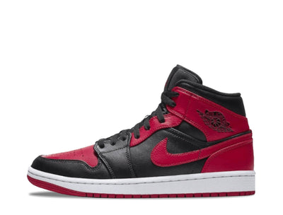 "Air Jordan 1 Mid ""Banned"" SYRUP"