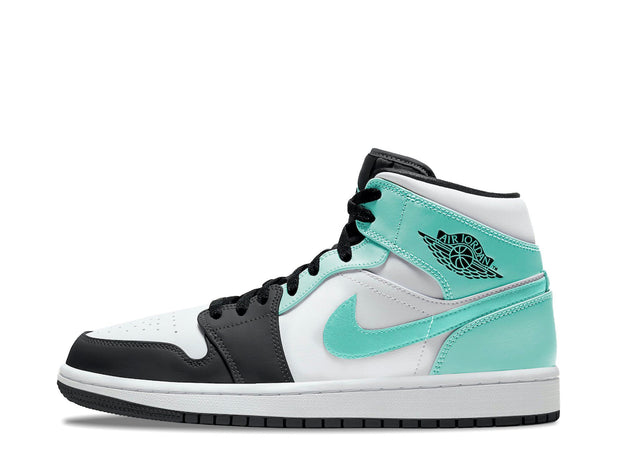 "Air Jordan 1 Mid ""Island Green"" SYRUP"