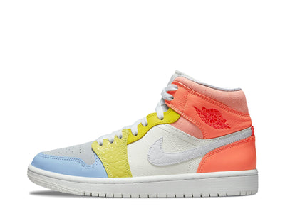 "Air Jordan 1 Mid ""To My First Coach"" SYRUP"