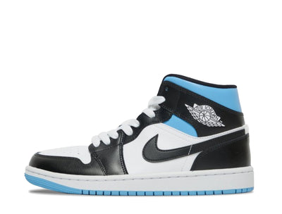 "Air Jordan 1 Mid ""University Blue"" SYRUP"