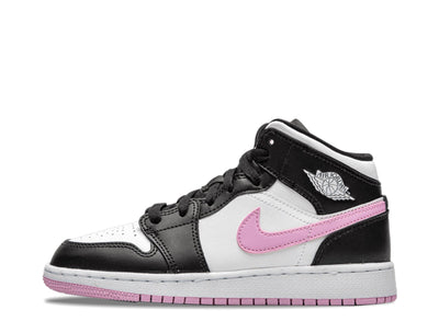 "Air Jordan 1 Mid ""White Arctic Pink"" SYRUP"
