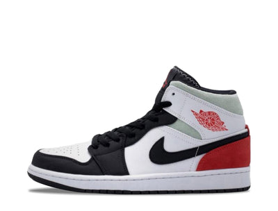 "Air Jordan 1 Mid SE Union ""Black Toe"" SYRUP"