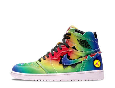 "Air Jordan 1 Retro High ""J Balvin"" SYRUP"