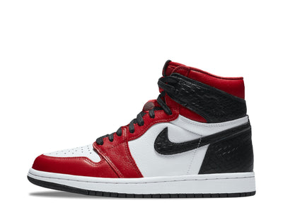 "Air Jordan 1 Retro High ""Satin Snake Chicago"" SYRUP"