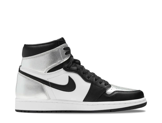 "Air Jordan 1 Retro High ""Silver Toe"" SYRUP"