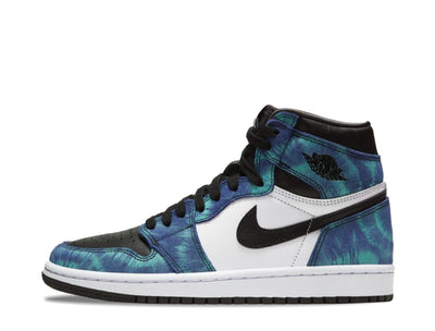 "Air Jordan 1 Retro High ""Tie-Dye"" SYRUP"