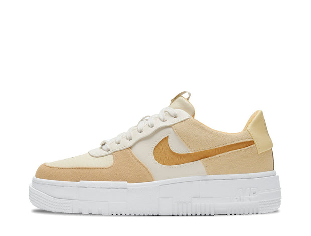 "Nike Air Force 1 Low Pixel ""Sail Tan"" SYRUP"