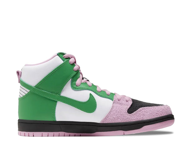 "Nike Dunk High SB ""Invert Celtics"" SYRUP"