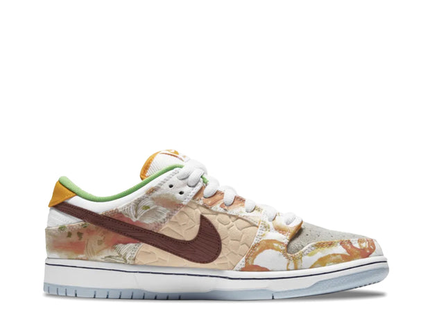"Nike Dunk Low SB ""Street Hawker"" SYRUP"