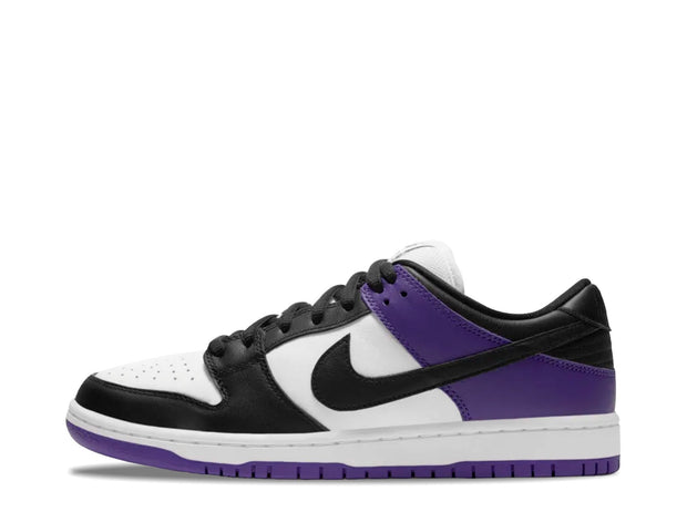 "Nike SB Dunk Low ""Court Purple"" SYRUP"