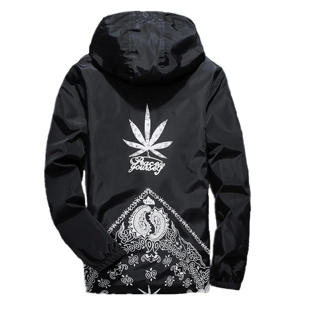 HEMP WINDBREAKER