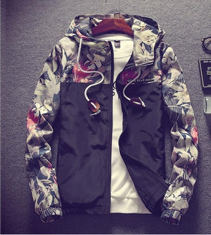 Pilot Windbreaker Jacket