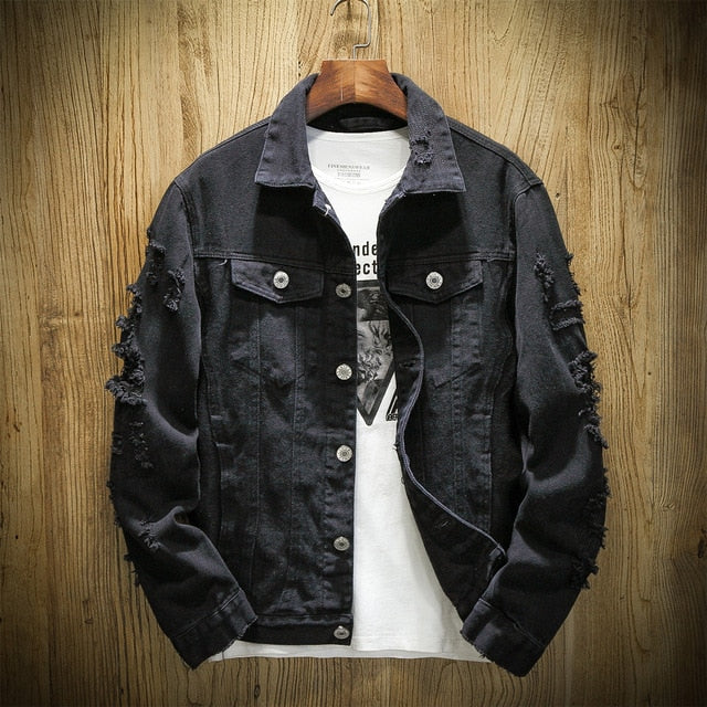 Urban Renegade Denim Jacket