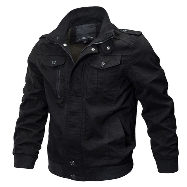 Air Force Pilot Jacket