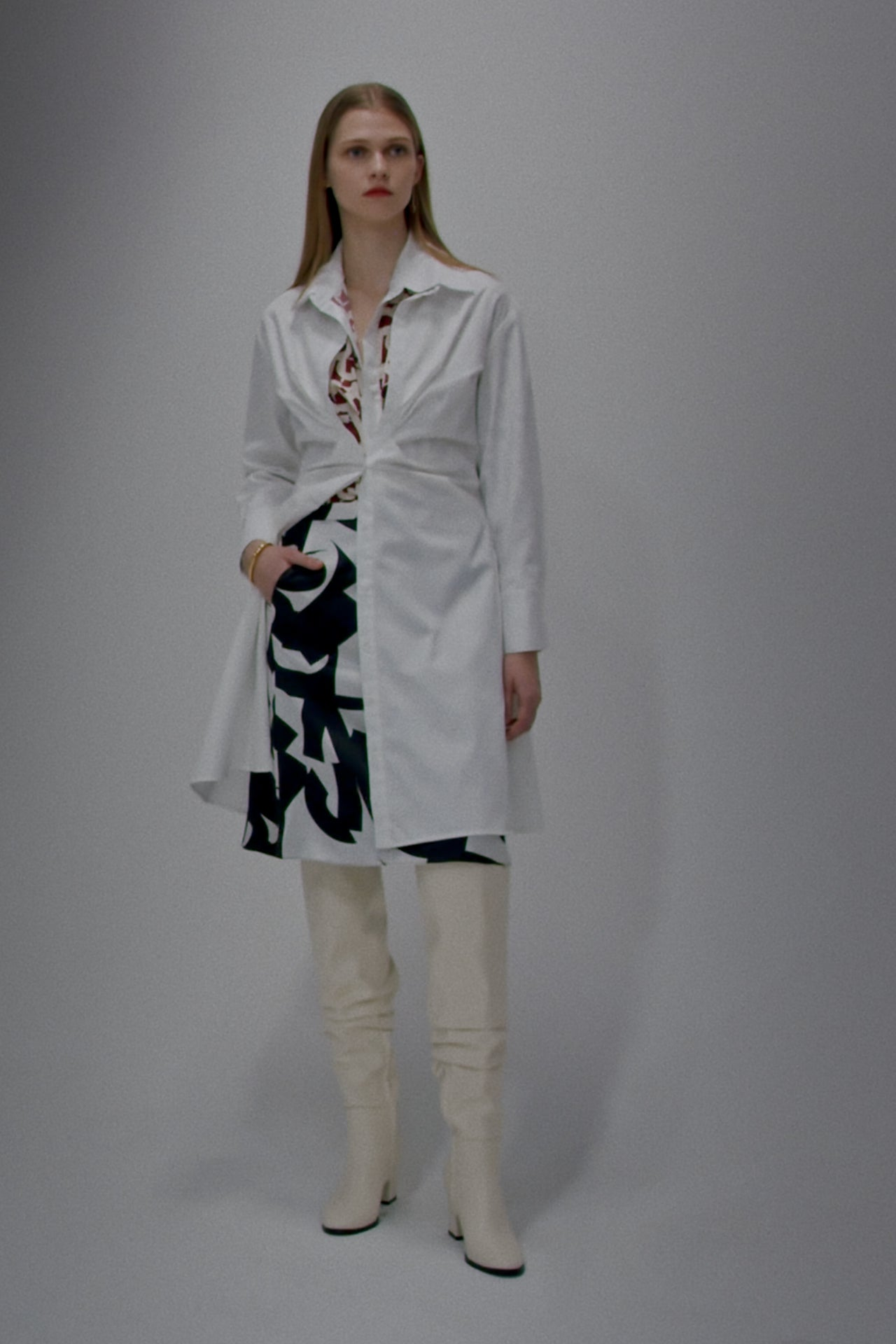 LORING NEW YORK Fall Winter 2021 Collection Look15