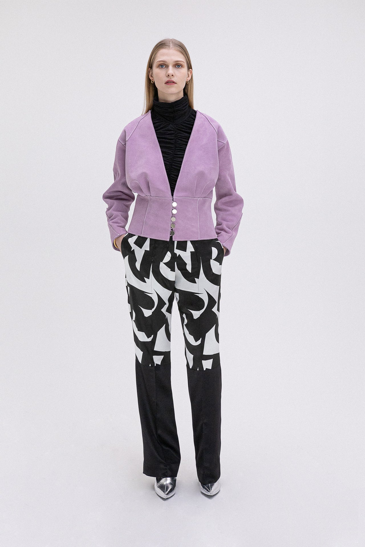 LORING NEW YORK Fall Winter 2021 Collection Look18