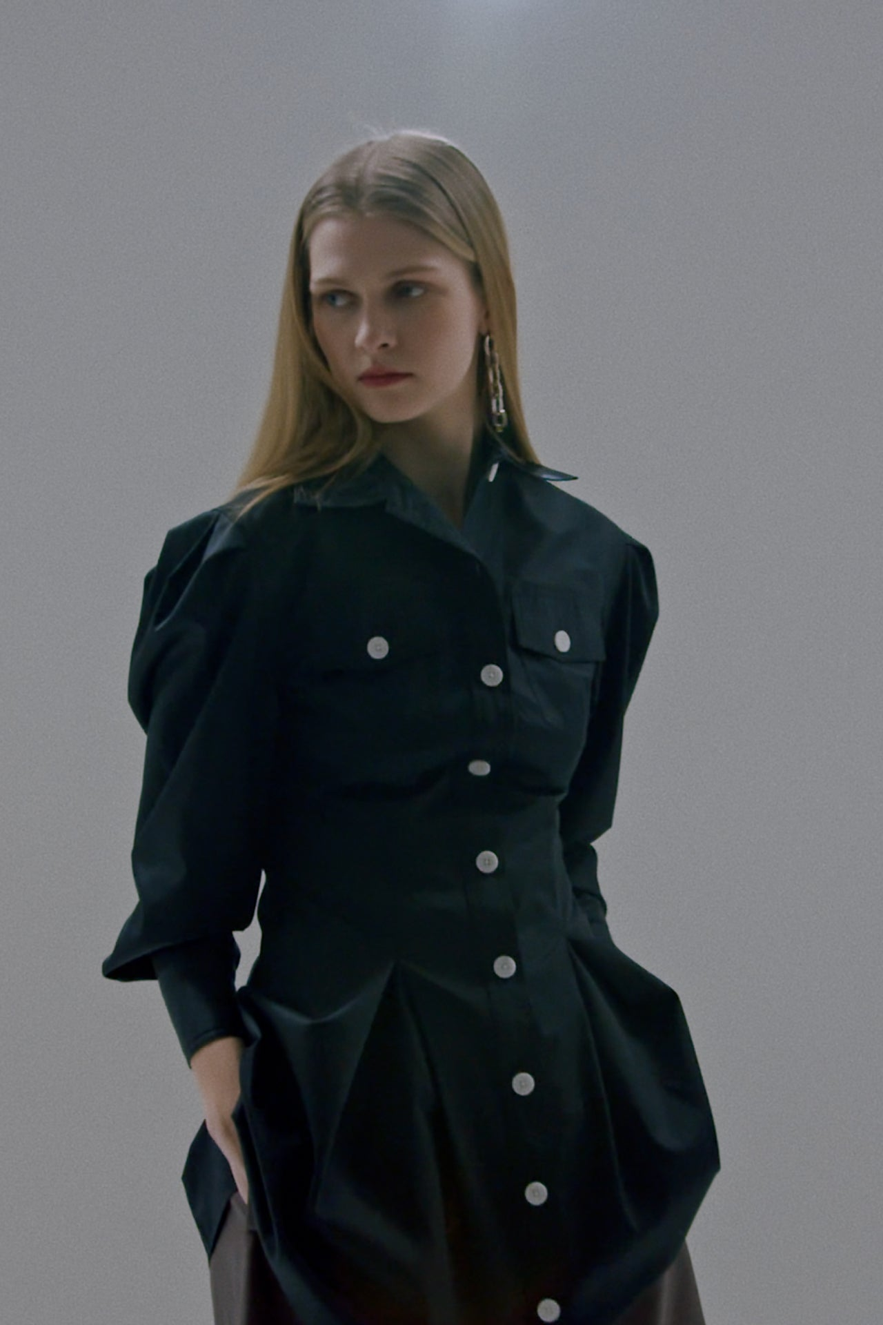 LORING NEW YORK Fall Winter 2021 Collection Look23