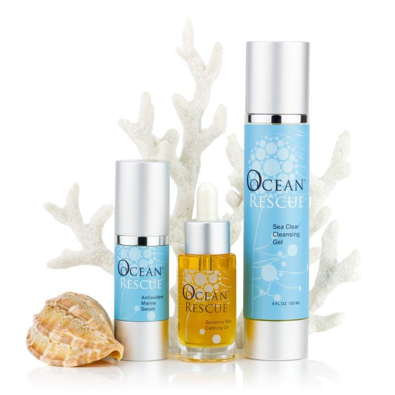 Calm Seas Facial For Sensitive Skin