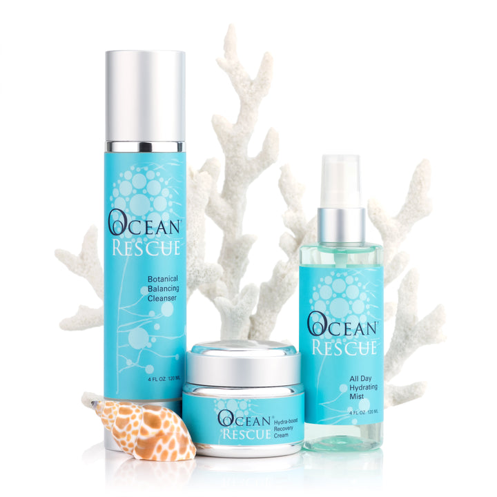 Ocean Immersion Hydration Facial