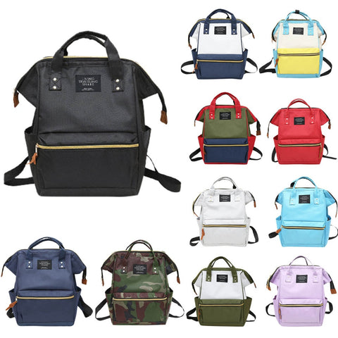 Double Shoulder Backpack
