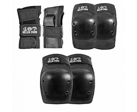 187 Junior Knee/Elbow/Wrist Pad Set