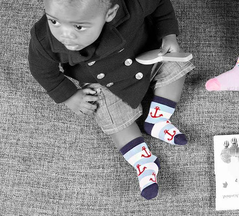 Toddler Crew Socks